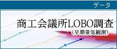 商工会議所LOBO調査